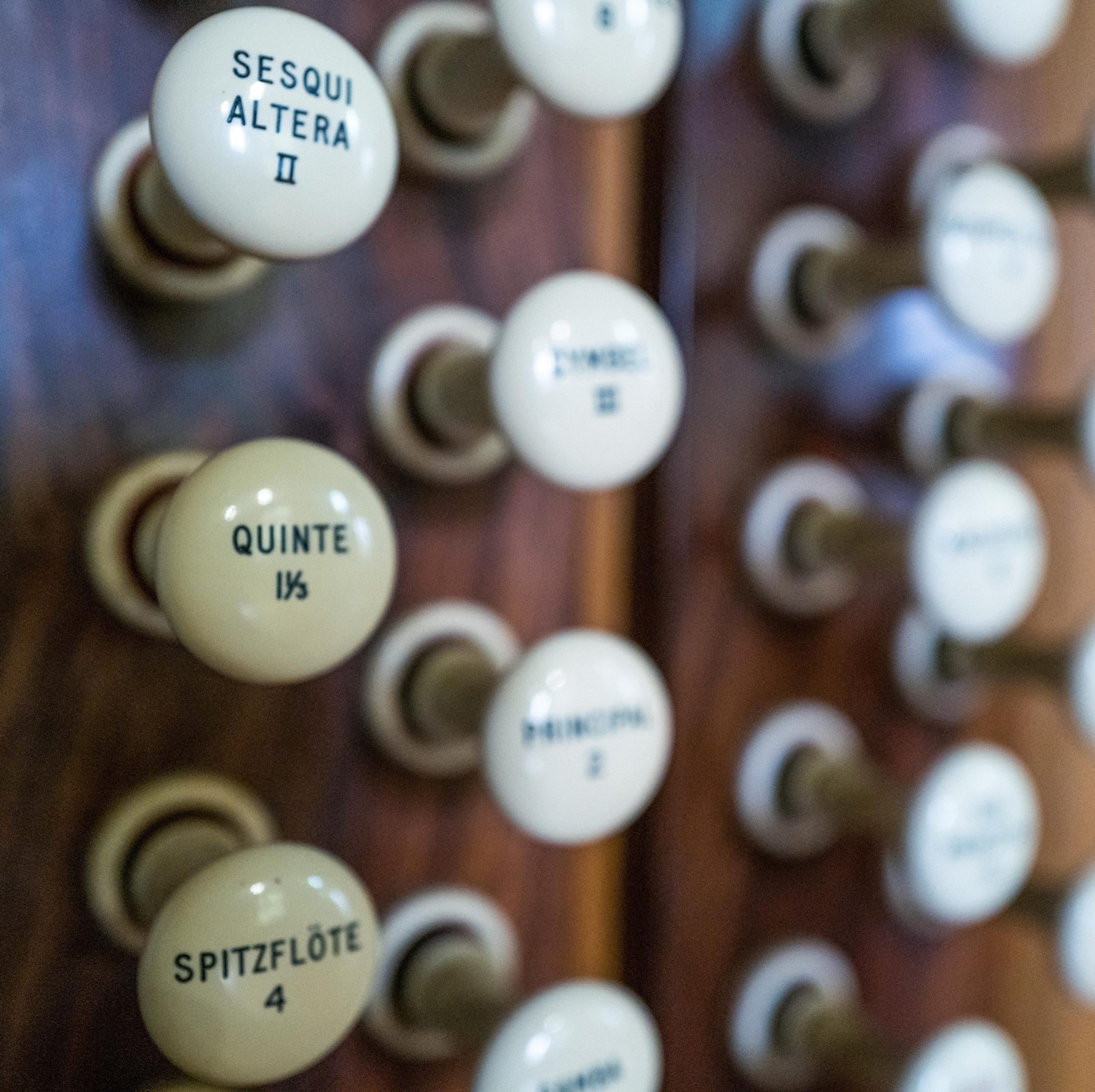 Neue Orgel in St. Dionysius); ?>